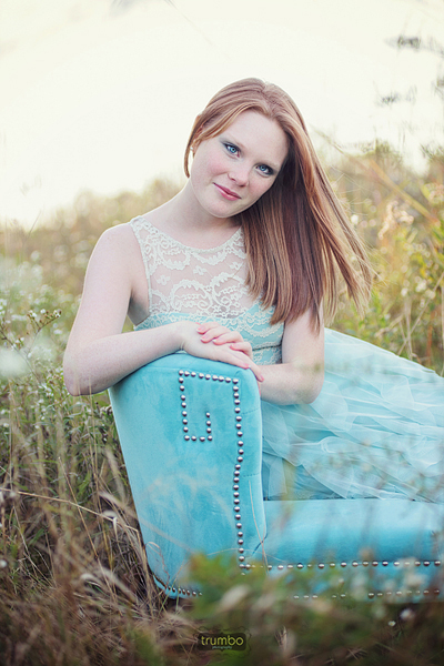 Beautiful Holly High School Senior Pictures By Trumbo